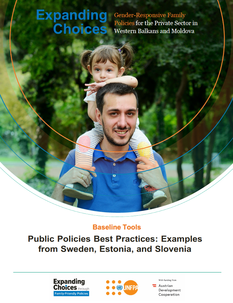 Cover of publication shows title with a little girl and her father