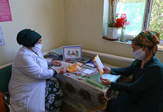 Patient consultation on family planning
