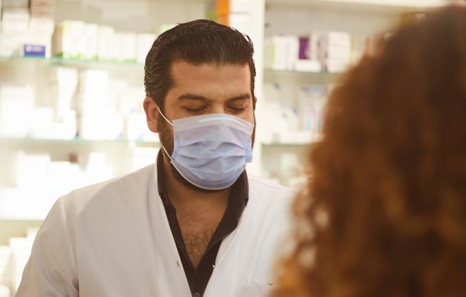 pharmacist in turkey