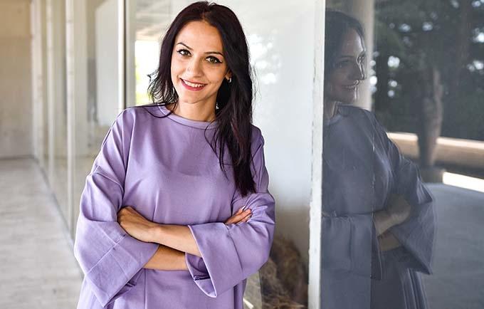 Portrait of Sibel Bajram