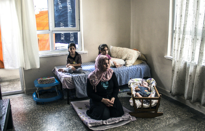 UNFPA-supported Safe Space in Turkey