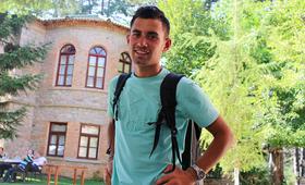 Youth peer educator Marjo Rabiaj